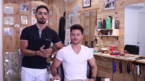 gaya potong rambut fade terbaru  youtube