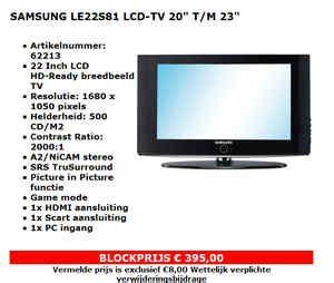 Tv Lcd Mei vergelijk aanbiedingen met de tekst pc