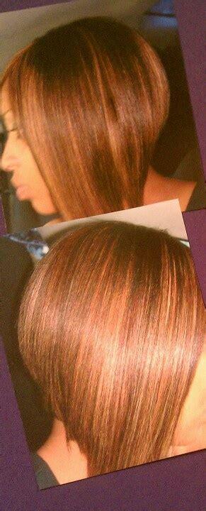 quick weave asymmetrical bob a symetrical quick weave bob kids hairstyle pinterest