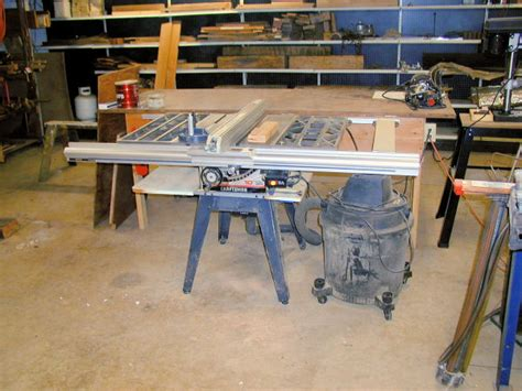 10 shop table saw 10 inch table saw sears craftsman