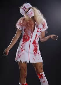 Jubilee Decorations Halloween Ladies Zombie Nurse Costume Halloween Ladies