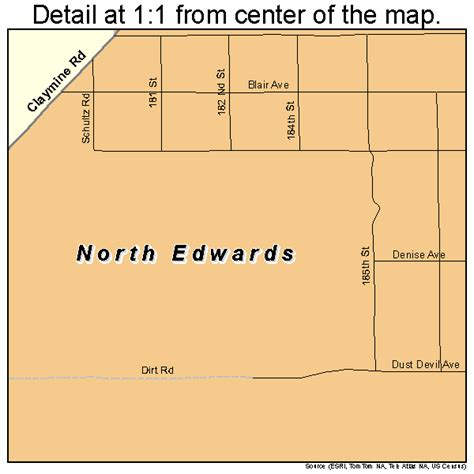 edwards california map edwards california map 0651812