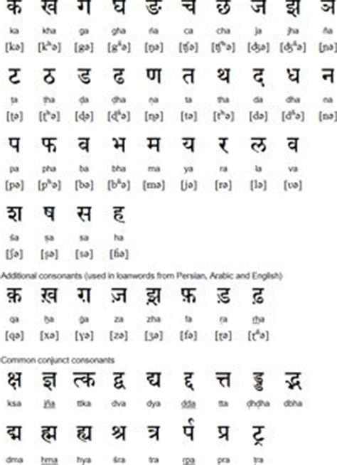 printable gujarati alphabet hindi barakhadi chart my hindi to learn pinterest