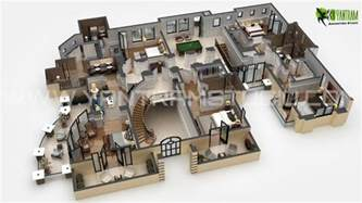 3d Model Maker House 3d Floor Plan Design Interactive 3d Floor Plan Yantram