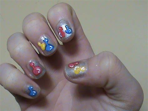 design nail art games hasbro sorry board game nail art design by manicabana on