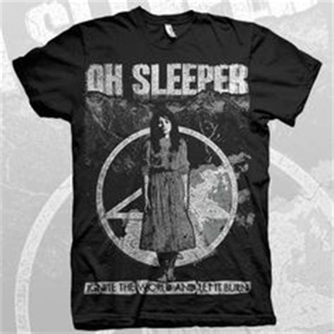 Oh Sleeper Merch by Oh Sleeper Cool T Shirts Shirts Products