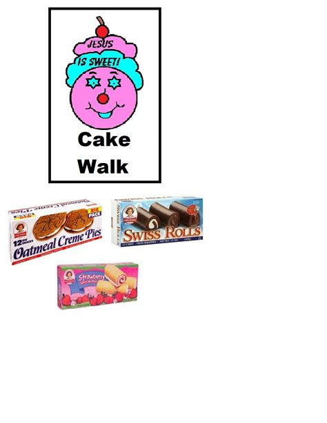 printable numbers for cake walk church house collection blog jesus is sweet vbs