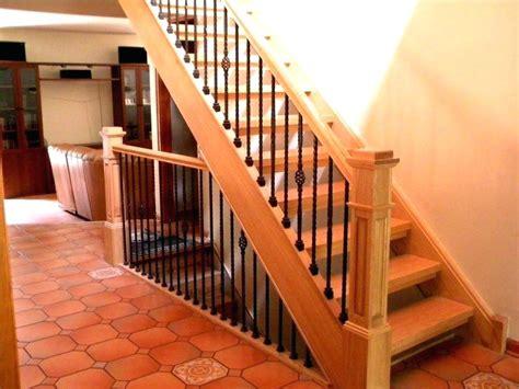 stair railing kits interior outdoor modern exterior home depot porch ideas wood columns pvc