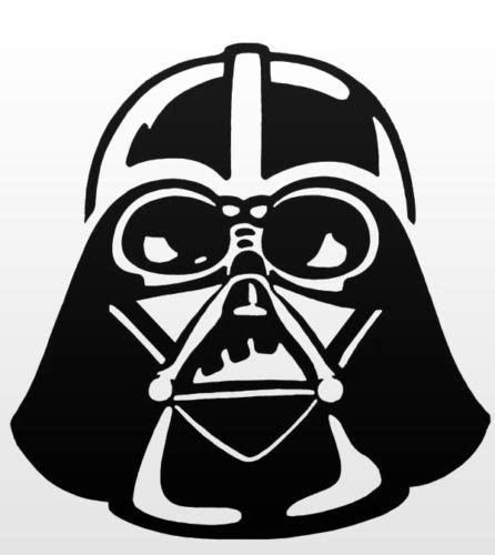 Auto Sticker Star Wars by Details About Darth Vader Vinyl Decal Auto Graphics