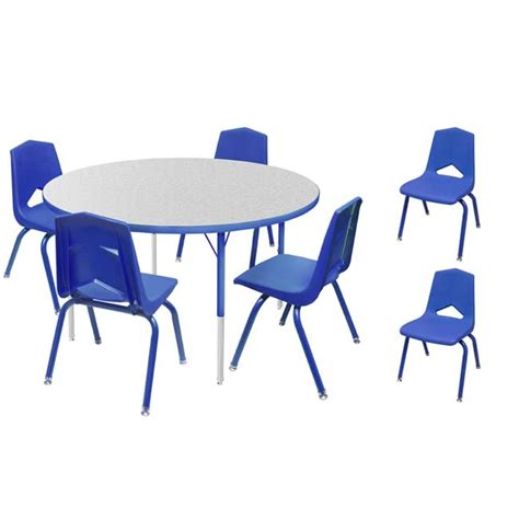 Preschool Tables And Chairs by Marco Preschool Activity Table 6 Chair