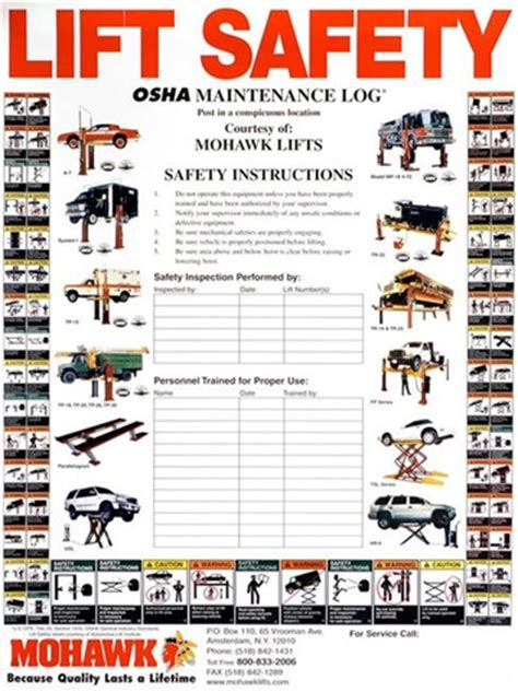 vehicle software safety defects a for strict products liability books mohawk lifts reminds fleets of commonly overlooked vehicle
