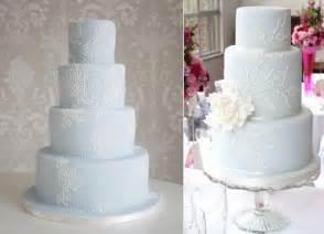 wedding cake designs 2016 wedding cakes in pale blue cake magazine