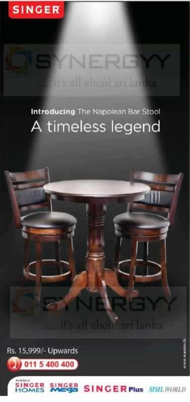 bar stool prices in sri lanka the napolean bar stool for rs 15 999 00 upwards from