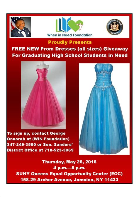 Free Prom Dress Giveaway - free brand new prom dress giveaway jamaica 311