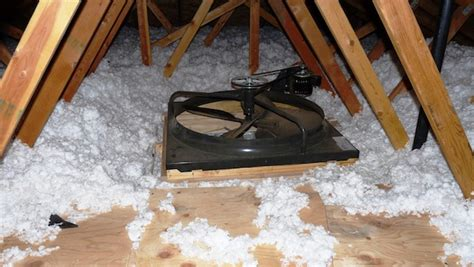 whole house attic fan mastering roof inspections attic ventilation systems