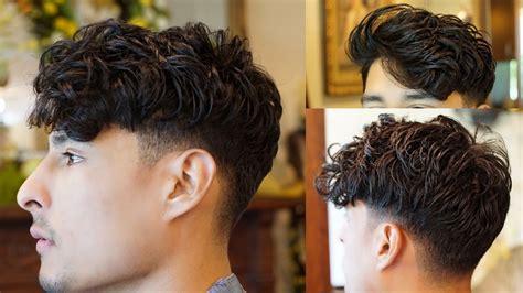 trending halloween boys spiderweb haircut youtube men s messy fringe hairstyle hair trends 2017 youtube