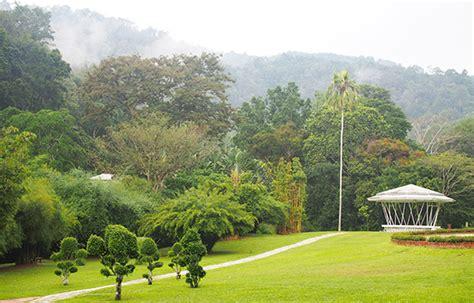Botanical Garden Penang Botanic Gardens Penang Attractions Wonderful Malaysia