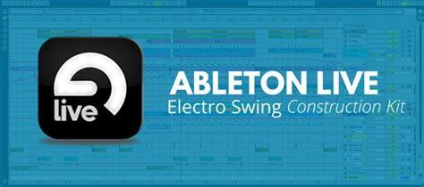 electro swing live tuto cr 233 er un beat electro swing avec ableton live avec
