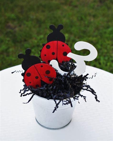 best 25 ladybug centerpieces ideas on