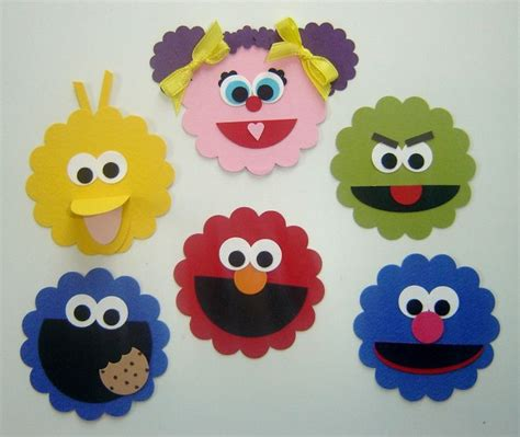Sesame Decorations by Sesame Birthday Decorations