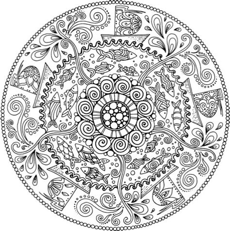 nature mandalas coloring book nature mandalas coloring book coloring pages