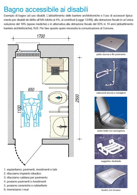 bagno per disabile bagni centaurus montascale elevatori ausili mobilit 224