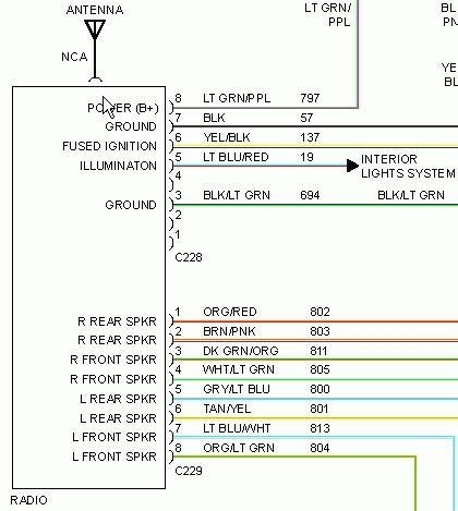 1997 ford explorer jbl stereo wiring diagram jvc car