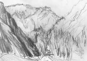 sketchbook pro yosemite yosemite national park pencil drawing jpg 1133 215 799 no
