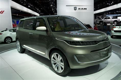 mpv car kia kia kv7 concept mpv detroit 2011 picture 47306