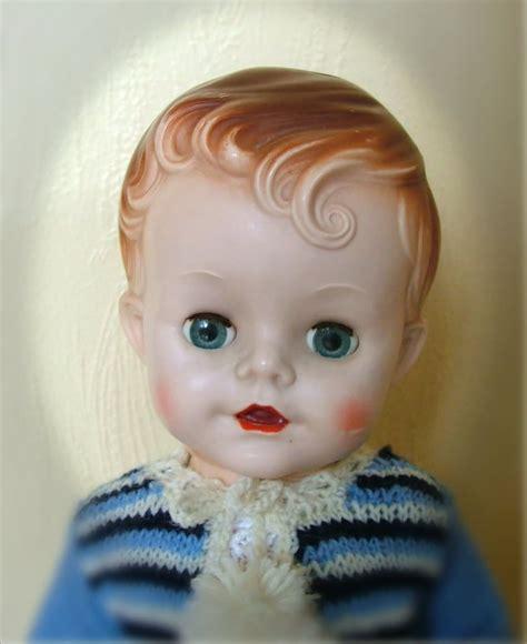 Les Belles Maisons De 3474 by Popular 1950s Dolls 1950s Pedigree Bonnie Photo