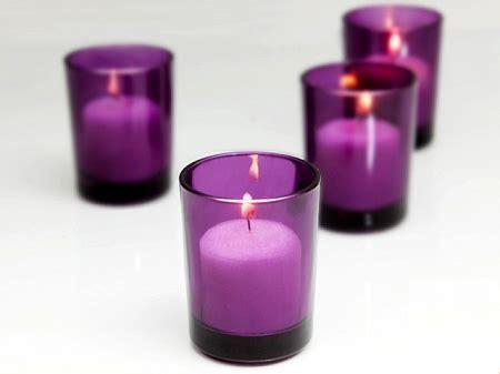 purple cylinder votive holder bulk candle holder