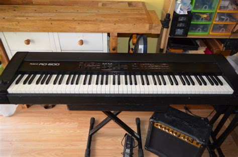 Keyboard Roland Rd 600 roland rd 600 88 note digital piano for sale in carrigtwohill cork from hk1975