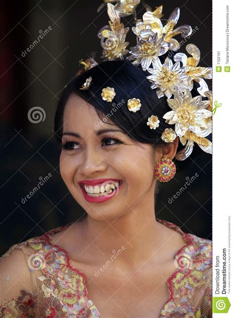 indonesian brides indonesian bride stock image image 7102161