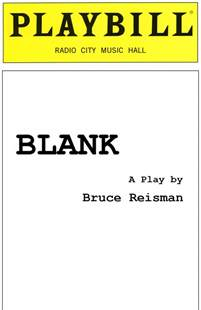 Playbill Template by Playbill Template Out Of Darkness