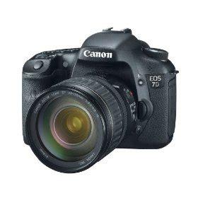 Canon Eos 7d Black Market canon eos 7d essentials review