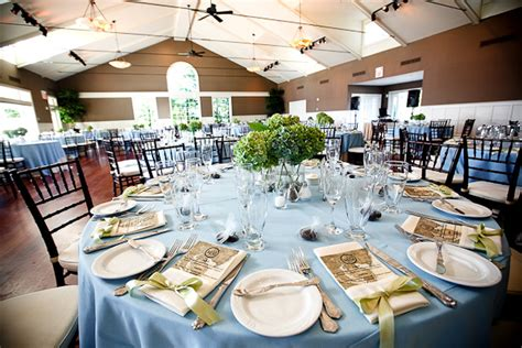 Blue And Brown Baby Shower Table Ideas Photograph Give - a simple wedding tabletop bridal banter