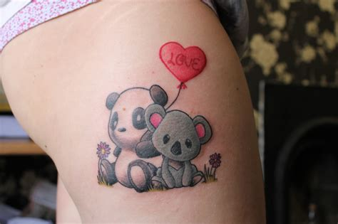 koala bear tattoo koala designs pictures to pin on
