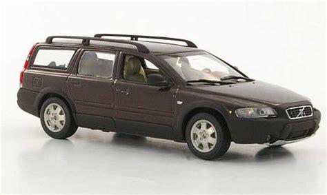 volvo diecast model cars volvo v70 xc brown minichs diecast model car 1 43 buy
