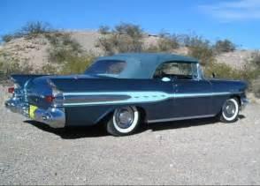 57 Pontiac Chief For Sale 1957 Pontiac Chief Convertible Bring A Trailer