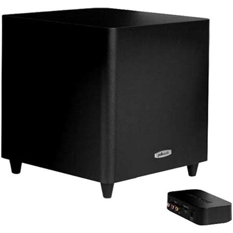home theater subwoofers mitsubishi pswi225 polk wireless