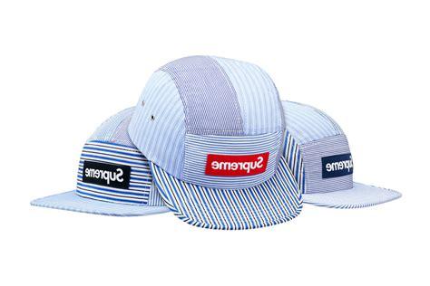 Topi Comme Des Garcons Logo Hat comme des gar 231 ons shirt x supreme 2012 capsule collection hype mechanics