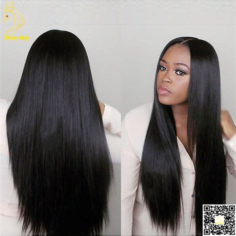 what is the best type of wig to wear for thinning edges best virgin brazilian full lace human hair wigs silky