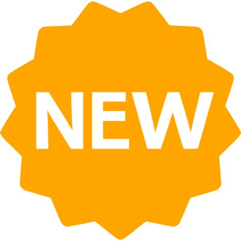 Or New Orange New Icon Free Orange New Icons