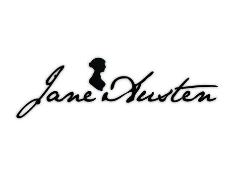 How To Make Your Own Wall Stickers jane austen signature wall art adhesive vinyl letters wall