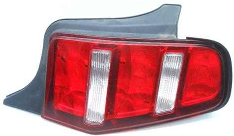 2012 ford mustang tail lights oem 2010 2012 ford mustang right passenger tail light