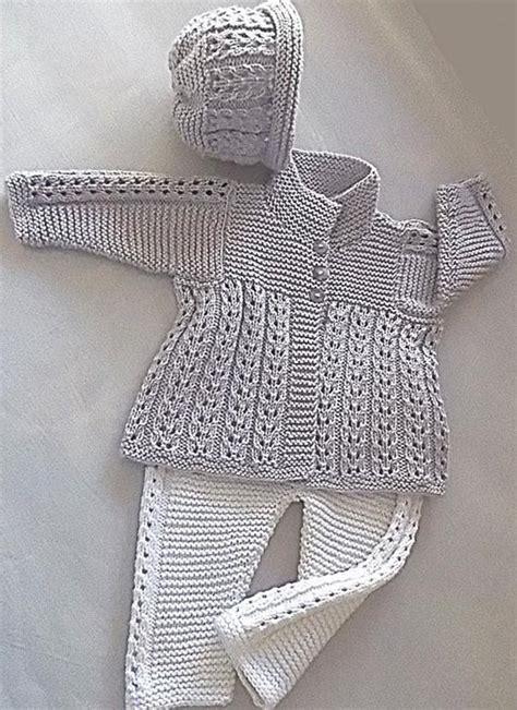 knitting pattern errors quick knit baby jacket hat and matching pants knitting