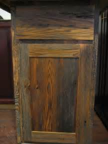 barnwood kitchen cabinets benedict antique lumber and stone