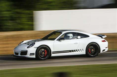porsche 911 s endurance racing edition makes its