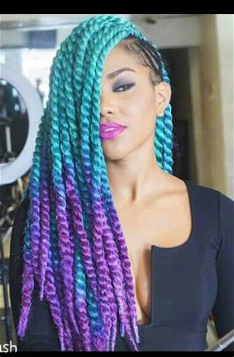 dyed tips of box braids 1000 images about hair on pinterest dyed hair dip dyed