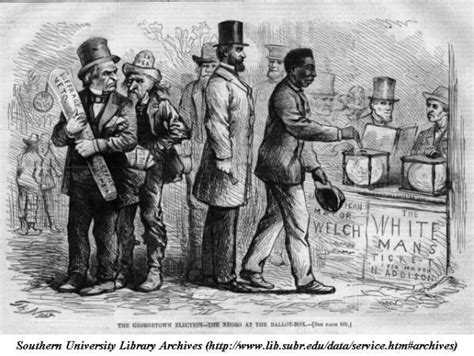 reconstruction voices from america s great struggle for racial equality the library of america books voting rights before the civil war your vote your voice